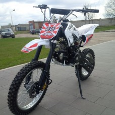 Dirt Trac Cross Bike 125cc 14/17 E-START